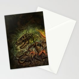 Extinction Chaos Stationery Cards