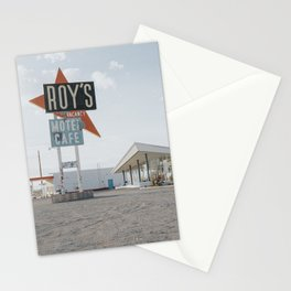 Roys Motel and Cafe | Route 66 Stationery Cards