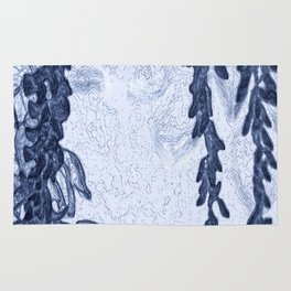 The wisteria of Targassonne Rug