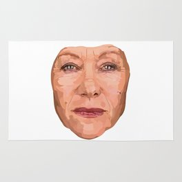 Shaping the Stars - Helen Mirren Rug