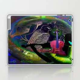 Earth Melody Laptop & iPad Skin