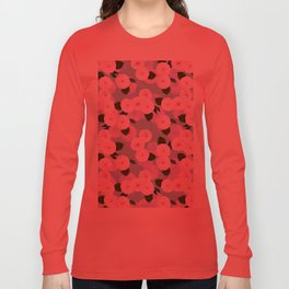 The Camellia Theory Long Sleeve T-shirt