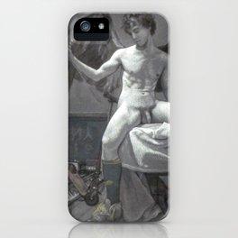 Cupid 2.0 iPhone Case