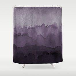 Amethyst Wash Shower Curtain