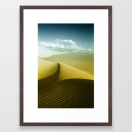 Algodones Framed Art Print