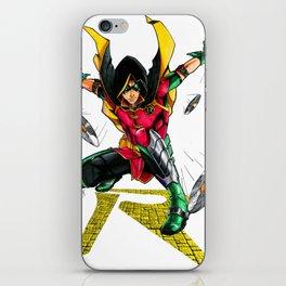 Damian Wayne : Robin Legacy iPhone Skin