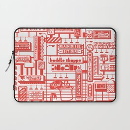 Sign Shops Laptop Sleeve