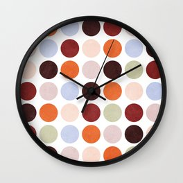 Little Words Wall Clock