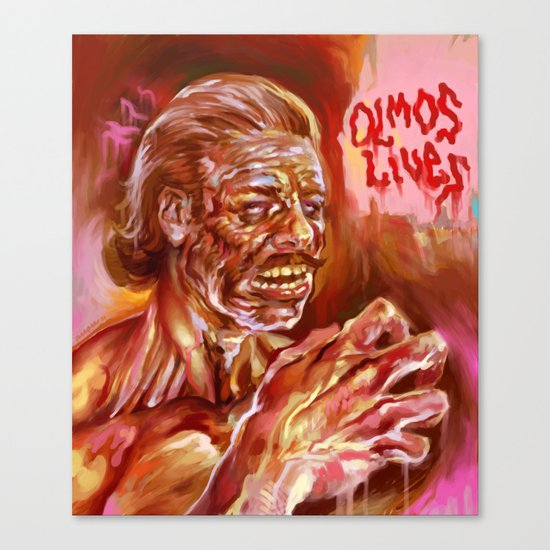 OLMOS LIVES!!! Canvas Print