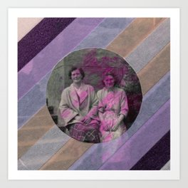 Tempi Residui - C8 - 009 Art Print