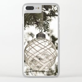 Christmas decoration classic Clear iPhone Case