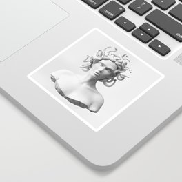 Medusa II Sticker