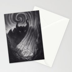 Demons Stationery Cards