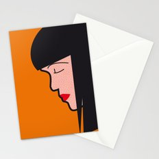 Pop Icon - Mia Stationery Cards