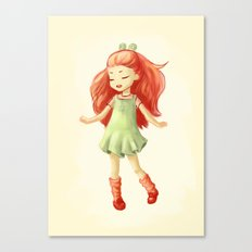 Ginger Canvas Print