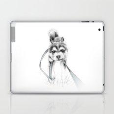 The Perseverance of a Puppy :: Siberian Husky Laptop & iPad Skin