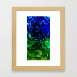 Sea Lettuce Framed Art Print