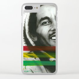 'Marley' Clear iPhone Case