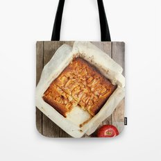 Apple Dessert Tote Bag