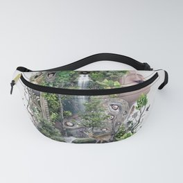 Duality of Nature Fanny Pack