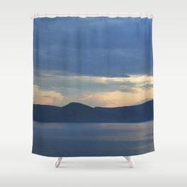 Lake 2 Shower Curtain