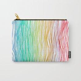 Rainbow Rhythms Carry-All Pouch
