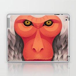 Japanese Monkey Laptop & iPad Skin