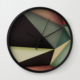 Midnight silence Wall Clock
