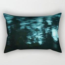 Dark Woods III Rectangular Pillow