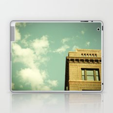 Green Skies Laptop & iPad Skin