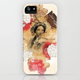 Shakespeare Ladies #1 iPhone Case