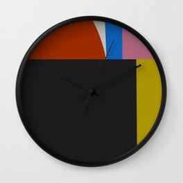 Mid Century Modern Vintage 12 Wall Clock