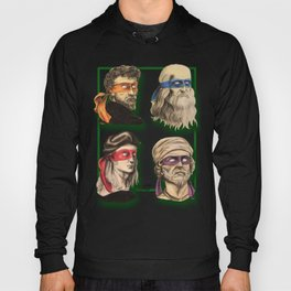 Renaissance Mutant Ninja Artists Hoody