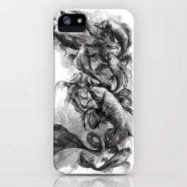 Nine Koi iPhone Case