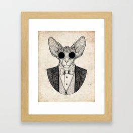 Hipster I Framed Art Print