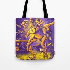 velocirapper Tote Bag