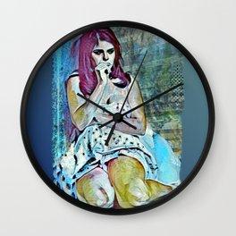 Consternation Wall Clock
