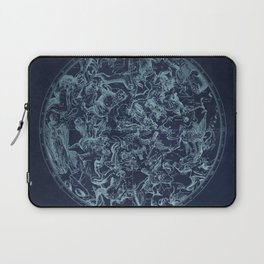 Vintage Constellation & Astrological Signs Laptop Sleeve
