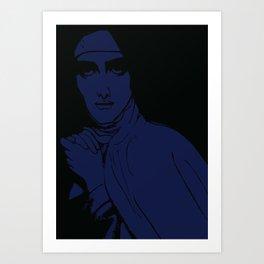 Saint Teresa Print Art Print