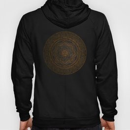 Circular Connections Copper Hoody