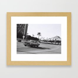 Stang Framed Art Print