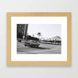 Stang Framed Art Print