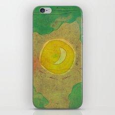 citrus moon iPhone & iPod Skin