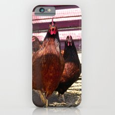 Hens in the House iPhone 6s Slim Case