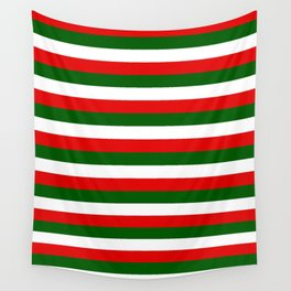 nottinghamshire flag stripes Wall Tapestry