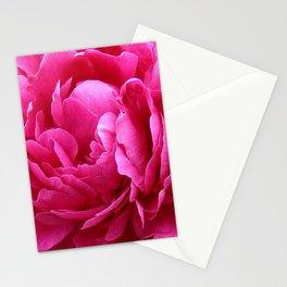 Pink peony Stationery Cards