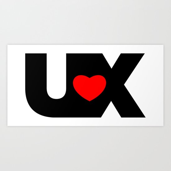 I Love UX by designmnl