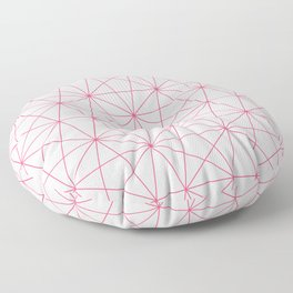 connections Floor Pillow