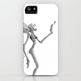 Initiation Rites - Ouch iPhone Case