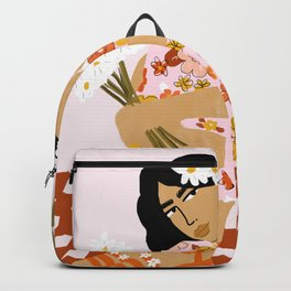 Bohemian Lady Backpack
